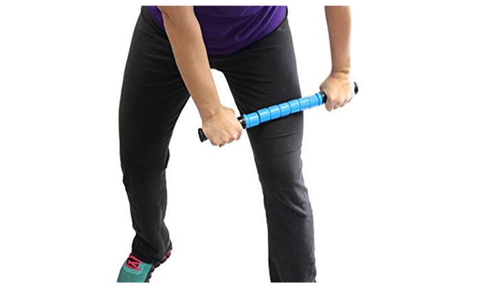 Rolling Massage Stick Full Body Therapy Plus