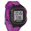 Garmin Forerunner 25 GPS Fitness Watch - Small - Black/Purple