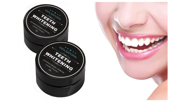 RSS9:  100% Natural Charcoal Powder Teeth Whitening