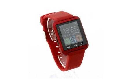 U8 New Stylish Touch Screen Bluetooth Smart Watch Red 59c9c0af-e192-4b55-bc48-5ac8aa638f84
