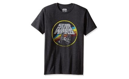 Star Wars Classic Logo and TIE Fighter Men's T-Shirt 94f267b9-bcad-4e2e-b3c8-602c6be35d57