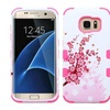 Insten Tuff Design Hard Hybrid Silicone Cover Case For Samsung Galaxy S7 Edge