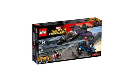 LEGO Marvel Super Heroes Black Panther Pursuit 76047 Toy 72d9fcb6-b254-4abf-a4a2-8a1f912c7847