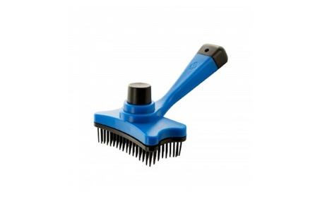 Self-Cleaning Pet Grooming Brush 036efdcb-d80e-432b-8b15-725a08f0deb5