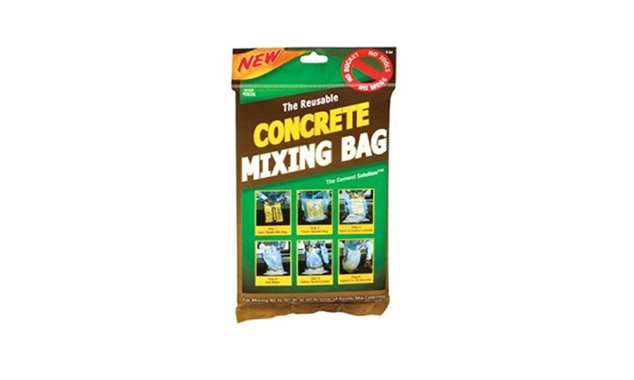 Conservco Water Cmb 101 Reusable Concrete Mixing Bag