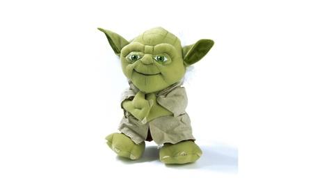 Star Wars Master Yoda Plush Star Wars Yoda Figure Yoda Stuffed Toys 6d1de94b-12b4-468f-94af-1f5087521ba7