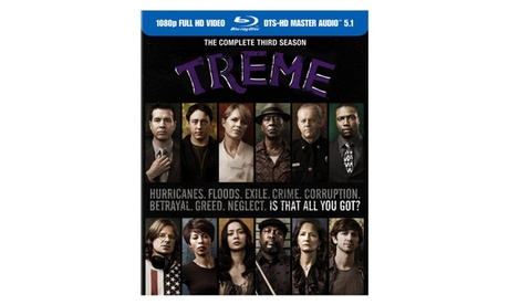 Treme: The Complete Third Season (Blu Ray) 7d0d6aab-110e-4369-8f46-dfc495225ac4
