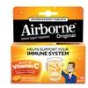 Airborne Zesty Orange Immune Support Supplement Original 10 tablets Pack of 3