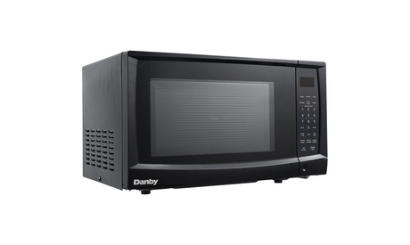 Danby 700-Watt Countertop Microwave with 0.7 Cu. Ft Capacity in Black photo