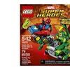 LEGO Super Heroes Mighty Micros Spider-Man Vs. Scorpion 76071 Building