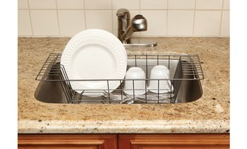 Kitchen Details Over-the-Sink Dish Rack