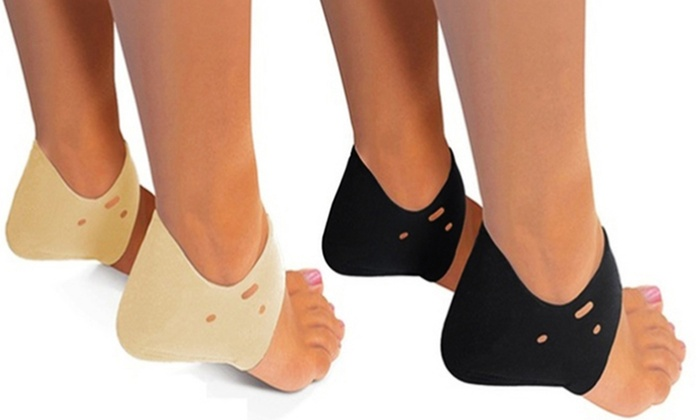 Groupon Goods: QPower Certified And Tested Shock-Absorbing Plantar Relief Comfort Sleeve