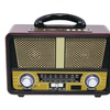 QFX RETRO-90 Retro Bluetooth Portable Radio