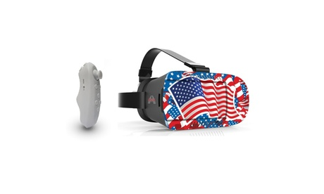 Arsenal Gaming USA Virtual Reality (VR) Headset & Remote Control Kit 32a3a6bd-2408-4f99-84aa-319c249ef925