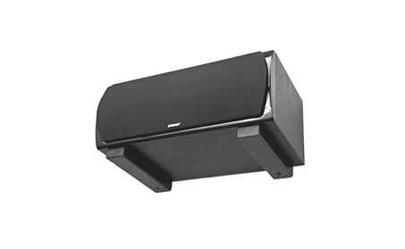 Pinpoint Mounts AM15-Black Center Channel Speaker Wall Mount - Black b96c6a27-bb0a-4e4a-b0c1-919286e925cc