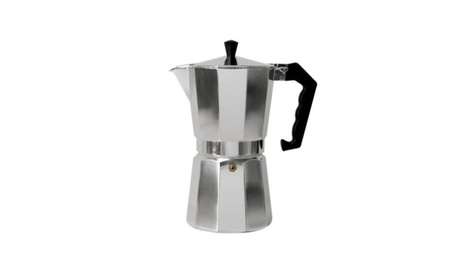 New Aluminum Expresso Coffee Pot (12 Cups) 99a4edc0-29a7-4785-89f2-990d370a5bc3
