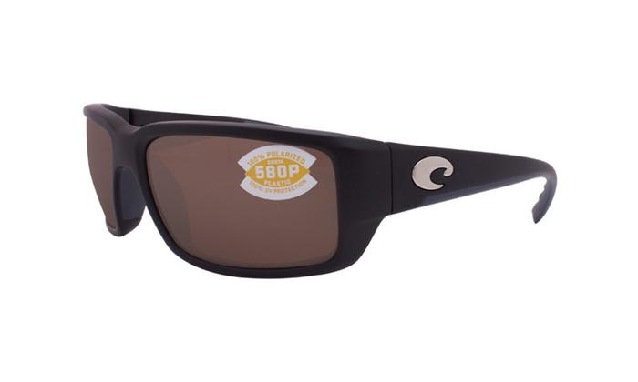 826c63228c Costa Del Mar Fantail TF 11 OSCP Mat Black   Copper Silver Mirror 580P