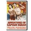 Adventures Of Captain Fabian DVD
