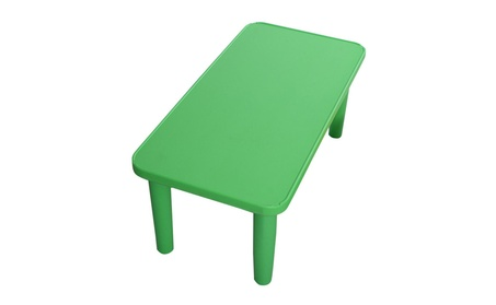 Kids Portable Plastic Table Learn and Play Activity School Home 877848da-87af-48ef-9654-be65664702ed