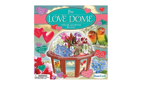 Dome Terrarium - The Love Dome b6247331-38c4-402f-988f-632ffb8a5d49