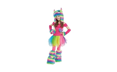Morris Costumes Halloween Party Rockn Rainbow Monster/Kool kat Child 4c6979ce-e7c9-4934-8128-7b5fb142338f