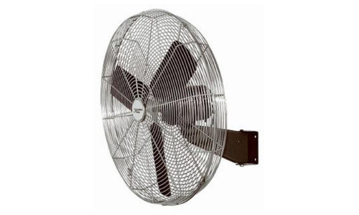 oscillating wall fan. 2 Speed Oscillating Wall Fan