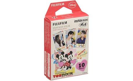 Fujifilm Instax Mini Film Disney MICKEY & Friends 10 Sheet