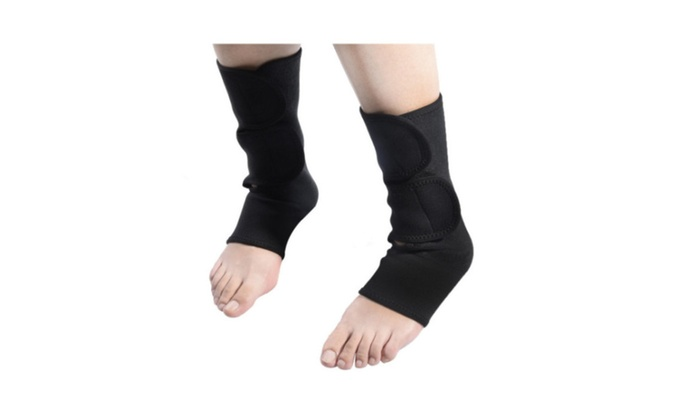Fashion Adjustable Ankle Foot Compression Support Sport Sprain Sleeve