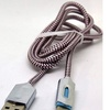 Visible LED Type-C USB Cable 3ft Charger Sync Data Android Fast Charge