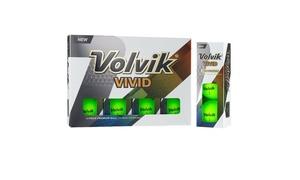 Volvik Vivid 3-Piece Golf Balls