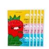 (6 Pack) TONYMOLY Runaway Strawberry Seeds 3 Step Nose Pack