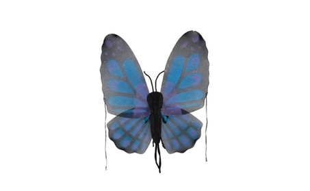 Costumes For All Occasions FW8100BBU Wings Butterfly Blue b62acc26-ede9-4110-aac4-eb6fdbc3bf8a