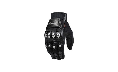 Alloy Steel Protective Motorcycle Racing Gloves 9c86bb12-2509-4c37-8e5b-7601333994b5
