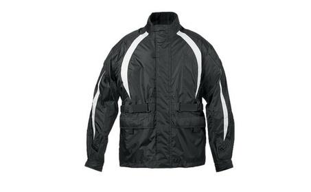 Rain Suit Motorcycle Rain Jacket - 2XL 395209aa-a4bf-453b-9a6d-a6059d7e359e