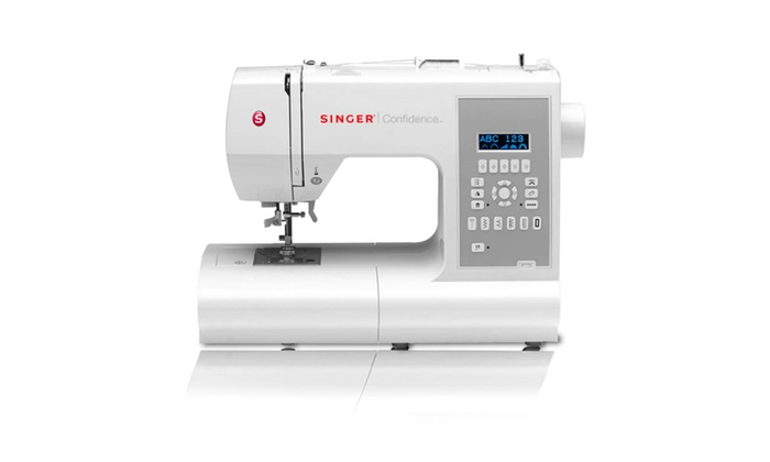 Singer Model 40 Confidence Computerized Sewing Machine Awesome Refurbished Sewing Machines Sale