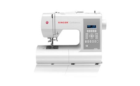 Singer Model 7640 Confidence Computerized Sewing Machine, Refurbished 7c6fd2b2-ccc4-4870-a3d4-c045725756e9