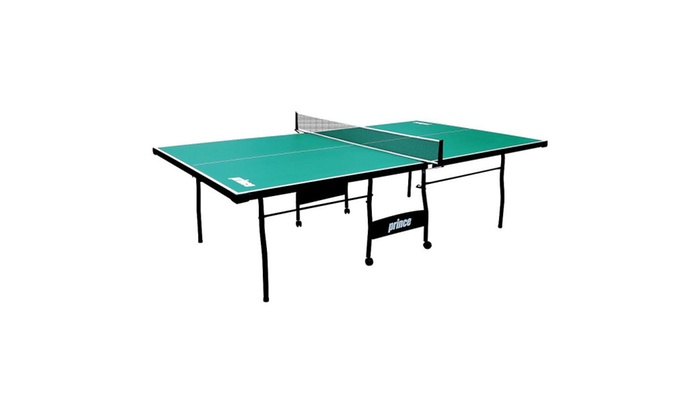 Prince Victory 2 Piece Table Tennis Table