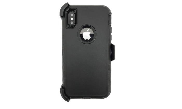 size 40 11195 2ce0a Defender Shock Dust Proof Case for iPhone X, iPhone Xs, iPhone Xs Max,  iPhone XR