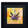 Potman 'Colorado State of Mind' Matted Black Framed Art