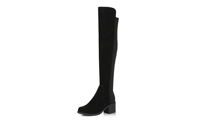 Leg Lady knee for fall winter women's high heel boots