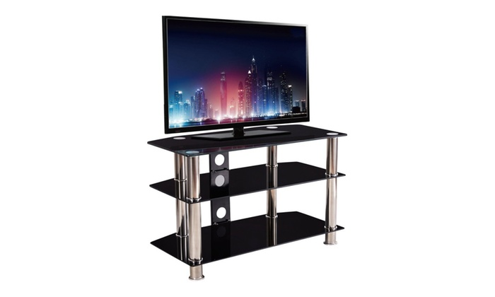 tv stand home entertainment center media console furniture cabinet