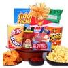 Alder Creek Football Party Snack Gift Basket, 10 pc