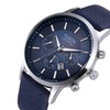 Men Casual Leather Watches