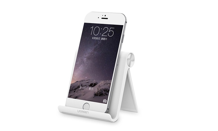 Cell Phone Stand Desktop Cradle Android Iphone Universal Accessories