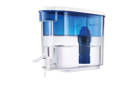 PUR 18 Cup Water Filtration Dispenser w/ 1 Filter 5ed28334-3c6d-45cb-85a7-c77a77413060