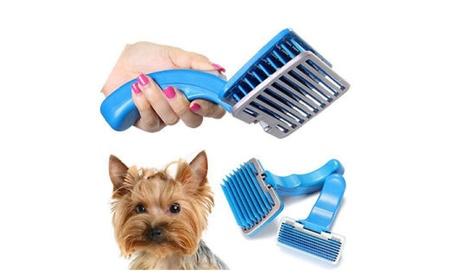 Pet Dog Cat Hair Fur Shedding Trimmer 131a73d7-33d1-481e-9550-eeaa712dbdd2