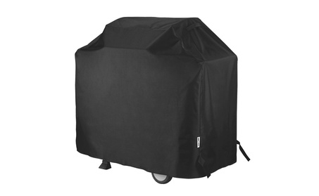 Heavy Duty Waterproof BBQ Gas Grill Cover 75 inches - Black XL photo