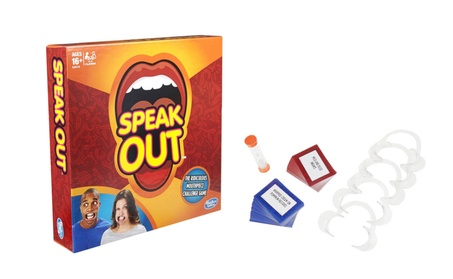 Mouthguard Challenge Game Christmas & Halloween Party Speak Out Game 1480081e-f1b9-4829-b68f-55a21c3f4dba