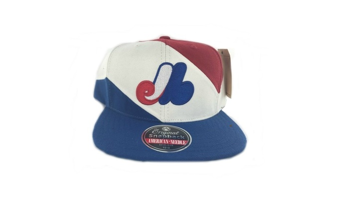 Up To 63% Off on Montreal Expos Snapback Adjus...  cd3e5513f5a