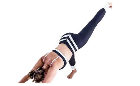 Fashion Women YOGA Running Elastic Sports Pants Leggings 35edb8e7-94d4-4922-b292-526a898d6c3f
